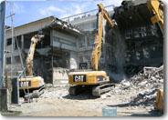 建築物解体工事